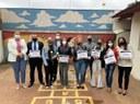 Cleide concede Moção de Aplauso aos profissionais da Delegacia de Proteção à Criança e ao Adolescente