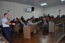 Comandante da Ala 2 participa de sessão e mostra a evolução da unidade militar em Anápolis