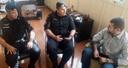Comando da Companhia de Policiamento Especializado (CPE) visita a Câmara para solidificar parceria entre a unidade militar e o Poder Legislativo