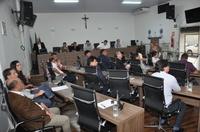 Comissão apresenta relatório de obra da Câmara em audiência pública
