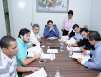 Comissão de Justiça discute matérias de vereadores