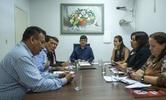 Comissão de saúde recebe regulador municipal para buscar soluções para gargalos do setor