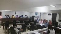 Comissão mista que avalia Plano Diretor e Expansão Urbana recebe grupos para avaliar documentos