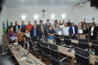 """Comunidades Terapêuticas são homenageadas com certificado """"Antônio Clécio Pereira"""""""