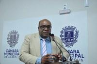 Delcimar diz que parceria entre Legislativo e Executivo é positiva para Anápolis