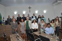 Delegado da Polícia Federal, Antônio José dos Santos recebe título de cidadania