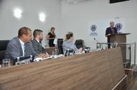 Deputado Rubens Otoni apresenta aos vereadores emendas que destinará a Anápolis