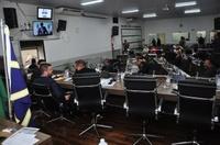 Dez vereadores apresentaram emendas impositivas à LOA em valor total de R$ 1,6 milhão