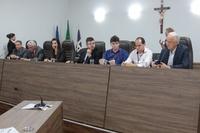 João da Luz convida e Diretor institucional da Celg/Enel participa de sessão
