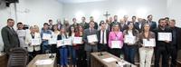 Sebrae é homenageado pela Câmara nos 45 anos de instalação no Brasil; a iniciativa foi do vereador Teles Júnior