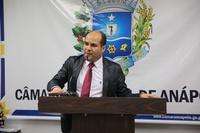 Domingos defende criação da guarda municipal para ajudar a conter a violência