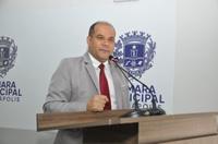 Domingos defende decisão do prefeito em investir em rede de atendimento para o coronavírus