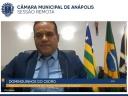 Domingos Paula anuncia construção de unidade de saúde no setor Santos Dumont