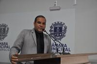 Domingos Paula conta que mais de 200 profissionais de saúde de Anápolis realizam teste de covid-19