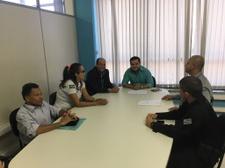 Domingos Paula conversa com secretário de Saúde sobre atendimento médico para presos