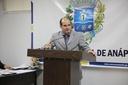 Domingos Paula destaca atuação do prefeito Roberto na resolução do problema da falta de água