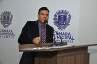 Domingos Paula destaca decisão do prefeito de estender atendimento das unidades de saúde até às 22h