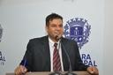Domingos Paula elogia reforma realizada na Escola Municipal Luiz Carlos Bizinotto na Vila União