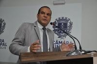 Domingos Paula se coloca à disposição da Câmara, autoridades judiciárias e população para esclarecer denúncia