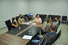 Dra. Trícia Barreto ouve demandas da Associação das Escolas Particulares de Anápolis