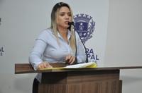 Elinner Rosa explica objetivo de projeto que cria Semana da Gestão Pública Participativa