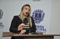 Elinner manifesta apoio às medidas tomadas pela prefeitura para desafogar UPA da Vila Esperança