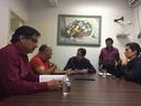 Em reunião da CCJR vereadores discutiram projetos de Thaís Souza, Leandro Ribeiro, Deusmar Japão e Teles Júnior