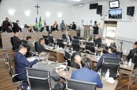 Em sessão extra, vereadores aprovam prorrogação do prazo para regularização de edificações