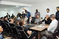 Emenda de R$ 500 mil para Anápolis atendeu solicitação da Câmara