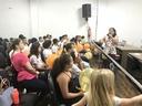 Alunos da Escola Municipal Elzira Balduíno participam do Projeto Escola do Legislativo