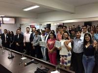 Estagiários da Câmara Municipal de Anápolis são homenageados
