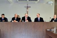Estagiários são homenageados em sessão ordinária