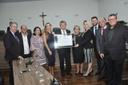 Ex-vereador Eli Rosa é homenageado com o título de cidadania anapolina