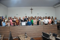 Ex-vereador José Borges recebe título de cidadania anapolina