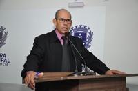 Feitosa denuncia despejo de esgoto de subestação de tratamento da Saneago no Ribeirão Antas