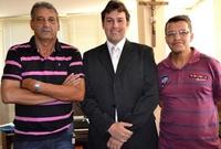 Fernando Cunha assume presidência da Câmara Municipal