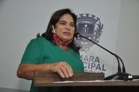 Professora Geli sugere criação de comitê educacional para estreitar diálogo com a comunidade escolar