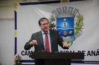 Gomide critica atraso de obras do governo estadual na área da Saúde