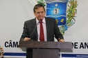 Gomide critica reforma política que propõe distritão e fundo para campanhas de R$ 3,6 bilhões