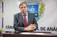 Gomide defende criação de programa municipal de combate à violência