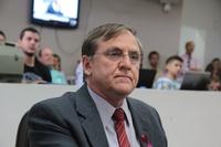 Gomide frisa inoperância do governo estadual na questão da falta de água em Anápolis