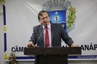 Gomide pede foco dos gestores na educação municipal