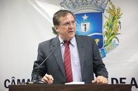 Gomide registra protestos contra reforma da Previdência Social