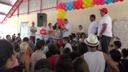 Há seis anos o vereador Jakson Charles realiza a tradicional festa em comemoração ao Dia das Crianças