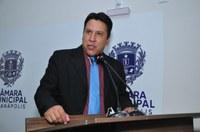 Hélio Araújo convida diretor-geral da Santa Casa para falar do fim do atendimento pelo SUS