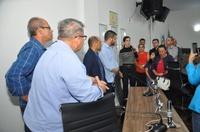 Inaugurada Galeria Vilma Rodrigues com projetos apresentados pela vereadora