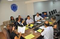 Integrantes da CCJR se reuniram na manhã desta quinta-feira (7.mar)