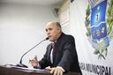 Jakson Charles pede que população participe do dia-a-dia do Legislativo
