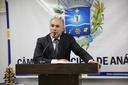 Jakson diz que deputados federais de Anápolis precisam defender Farmácia Popular
