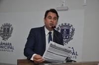 "Jean Carlos defende ""agenda positiva"" da Codego para a cidade de Anápolis"